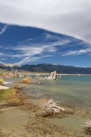 Painted Sky Over Mono Lake