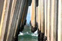 Pillars of the Beach