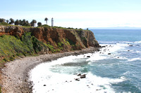 Point Vicente Lighthouse Cove